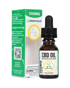 350mg CBD Oil by Green Roads